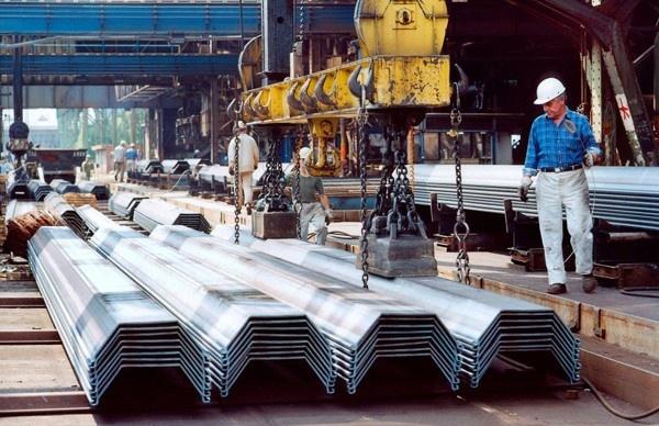 Производство шпунта Ларсена в России и за рубежом