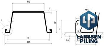 Расчет шпунта – основные параметры