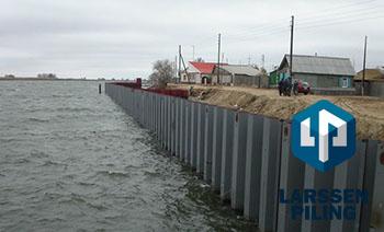Укрепление берега и его особенности